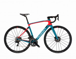 Rower Wilier Cento10NDR Disc CHORUS/SCIROCCO M Blue