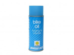Morgan Blue Bike Oil 400ml