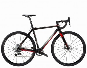 Rower Gravelowy Wilier Cross Disc Carbon Sram Force
