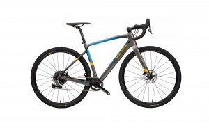 "Wilier JENA RIVAL DISC ALLROAD ""L"" szary"